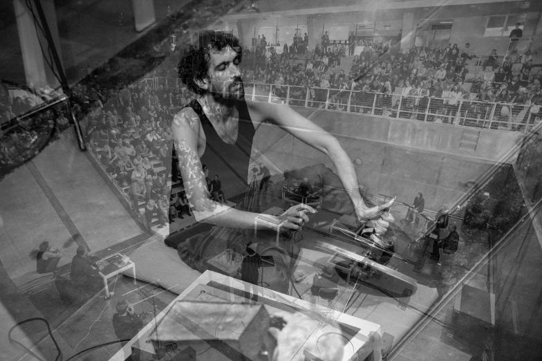 Tarek Atoui | Photo: Thor Brødreskift